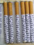Sigarette poems